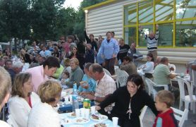 Campsite France Vendee, Le snack