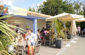 Campsite France Vendee, Snack-bar