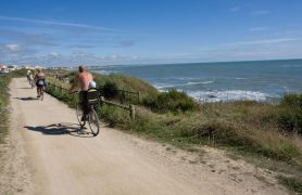 Campsite France Vendee, Pistes cyclables