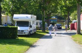 Campsite France Vendee, Camping traditionnel