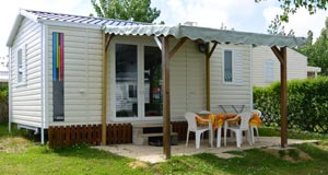 Mobil-home 2/4 personnes